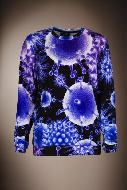 Bacteria Sweatshirt