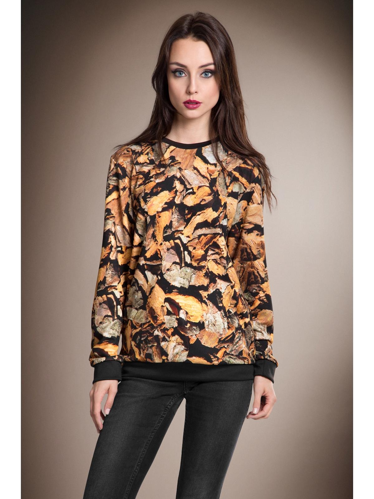 Wood Sweatshirt