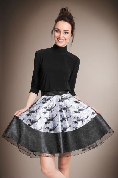 Scorpions Skirt
