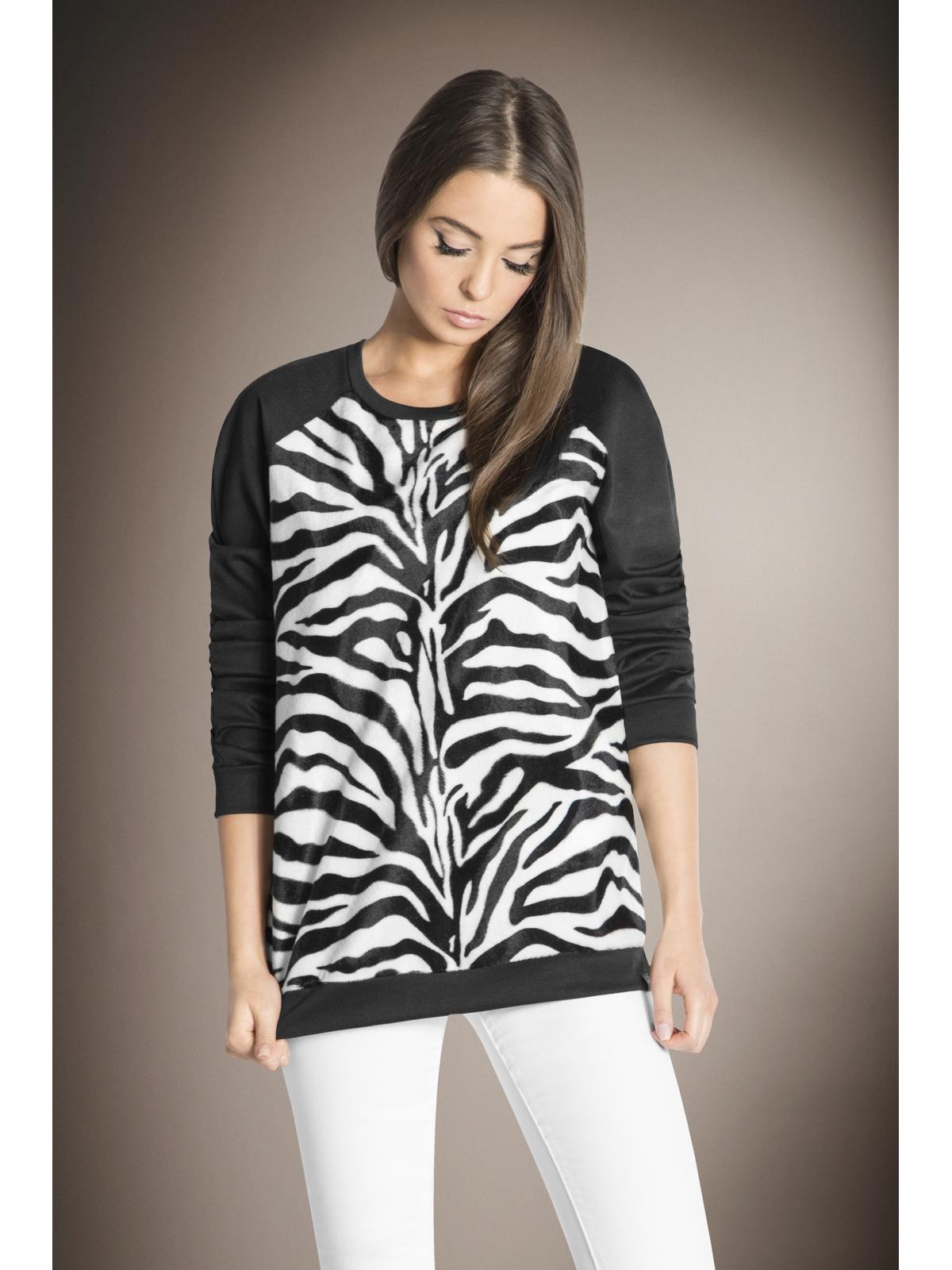 Zebra Sweatshirt