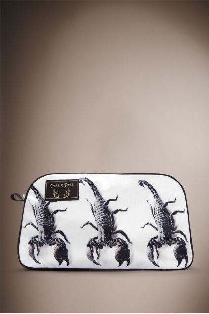 Scorpions Make-Up Bag