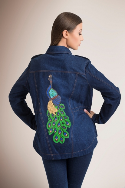 Peacock Jacket